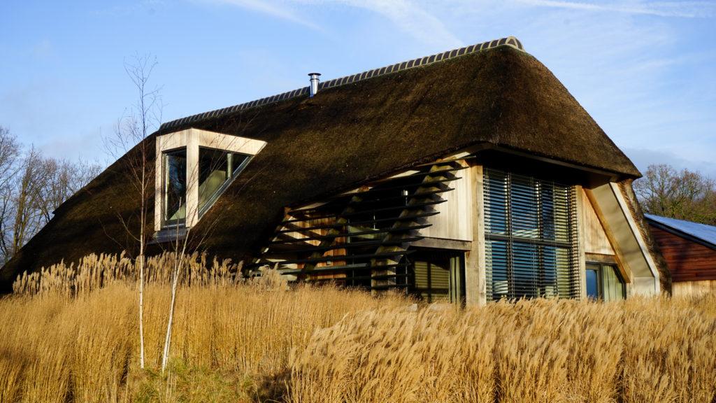 Luxe boerderij villa in Zelhem