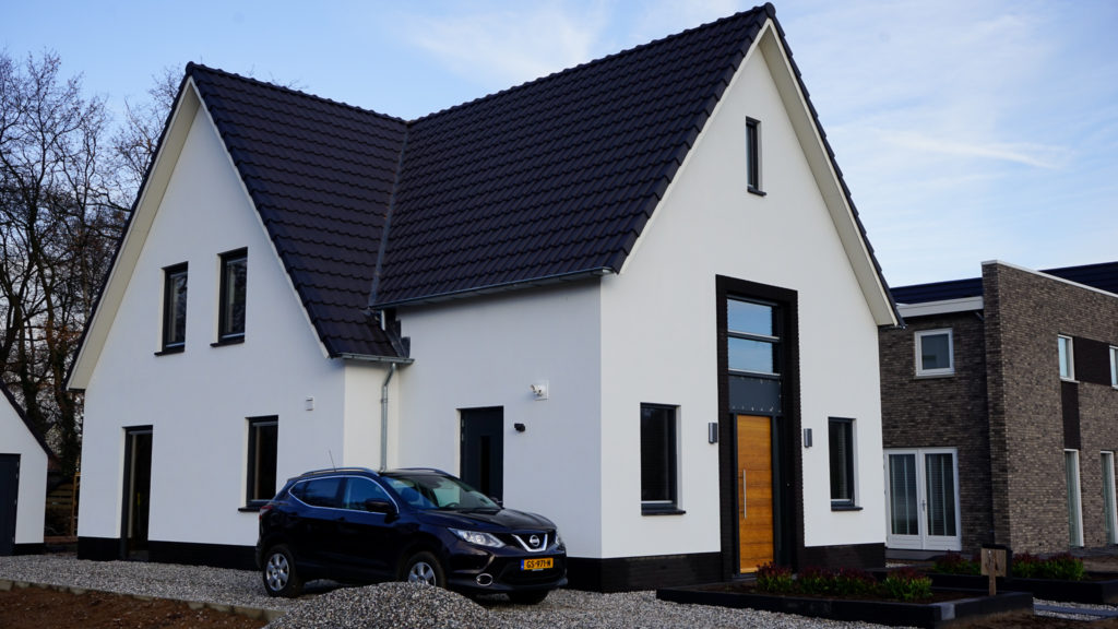 Nieuwbouw vrijstaande villa in Wehl